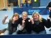 Trugen André am Ende zum Sieg : Christiane, Merle und Nicole