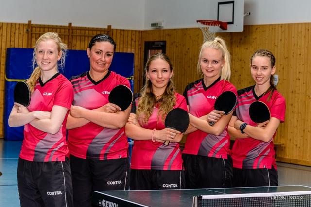 v.l.: Isabelle Laskowsky, Katarzyna Sabat-Kamyk, Elena Uludintceva, Mie Binnerup-Jacobsen, Jeanine Liebold