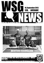 WSG NEWS Ausgabe 138
