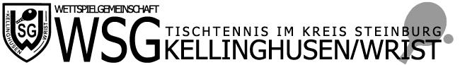 WSG Kellinghusen/Wrist – Tischtennis im Kreis Steinburg