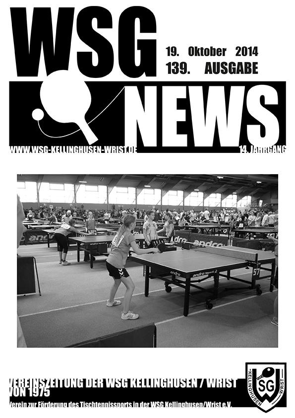 WSG NEWS Ausgabe 139-1