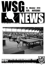 WSG NEWS Ausgabe 139