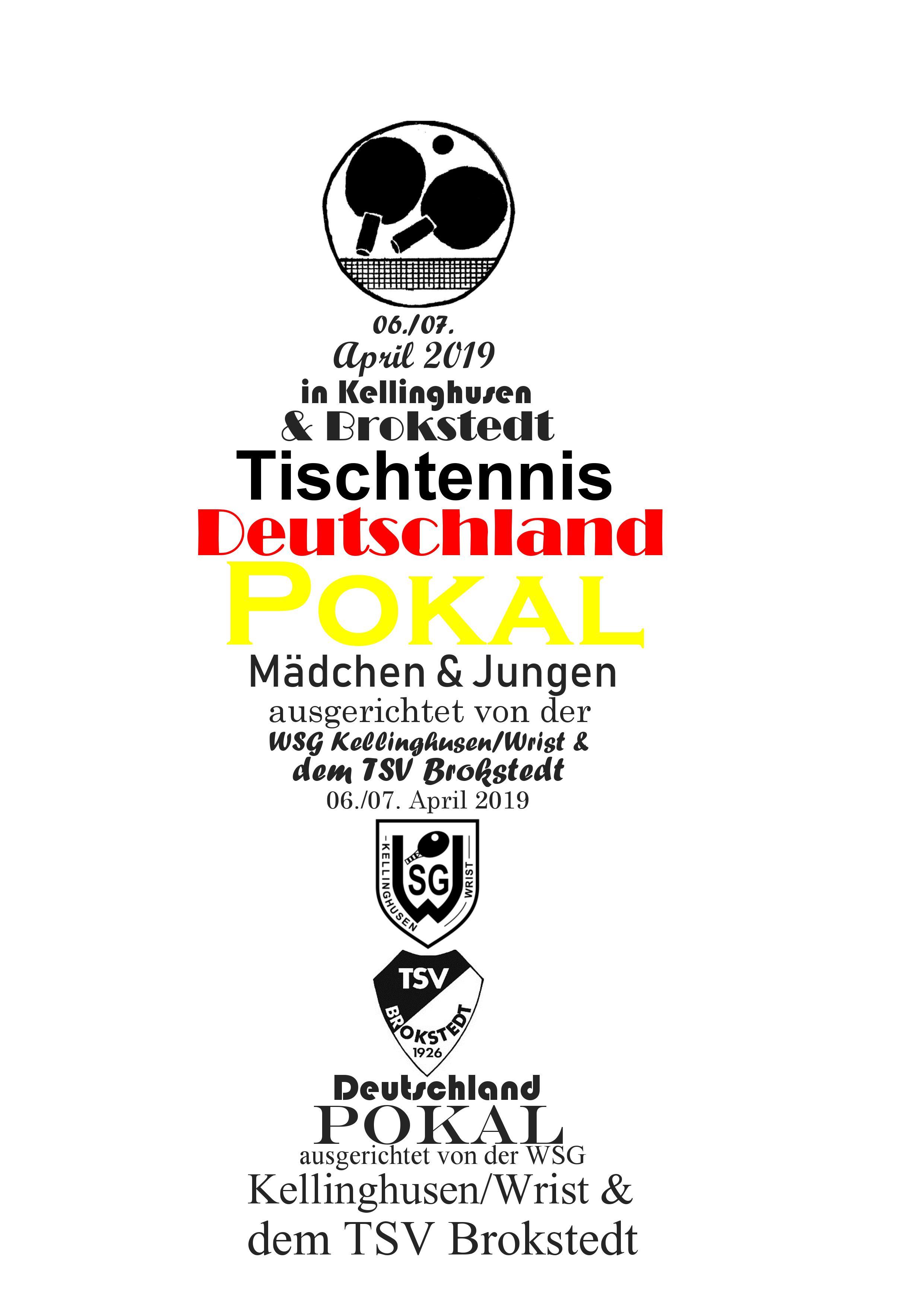 Deutschland-Pokal 2019